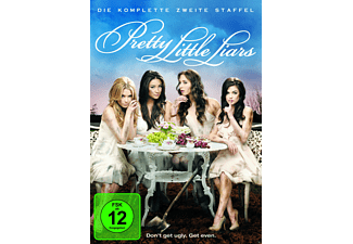 Pretty Little Liars - Die komplette zweite Staffel - (DVD)
