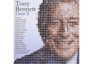 Tony Bennett - Duets Ii [CD + DVD Video]