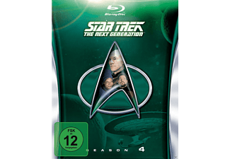 Star Trek - The Next Generation - Staffel 4 - (Blu-ray)