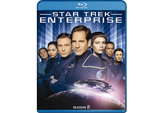 Star Trek: Enterprise - Staffel 2 - (Blu-ray)