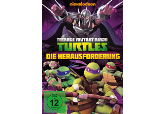Teenage Mutant Ninja Turtles: Die Herausforderung [DVD]