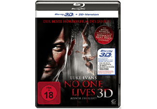 No One Lives 3D - (3D Blu-ray)
