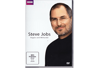 Steve Jobs - Hippie und Milliardär - (DVD)
