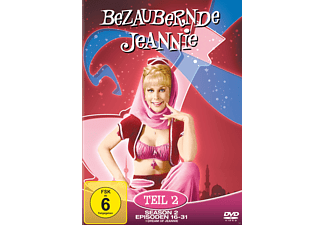 Bezaubernde Jeannie - Season 2, Volume 2 (Episoden 16-31) - (DVD)