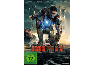 Iron Man 3 - (DVD)