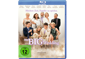 The Big Wedding - (Blu-ray)