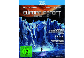 Europa Report 3D - (3D Blu-ray)