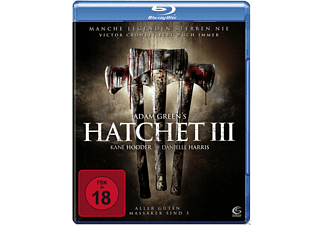 Hatchet 3 - (Blu-ray)