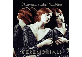 Florence + The Machine - CEREMONIALS (ENHANCED) [CD EXTRA/Enhanced]
