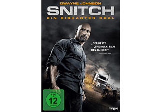 Snitch - Ein riskanter Deal - (DVD)