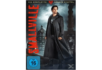 Smallville - Staffel 9 - (DVD)