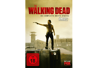 The Walking Dead - Staffel 3 (Uncut Edition) [DVD]