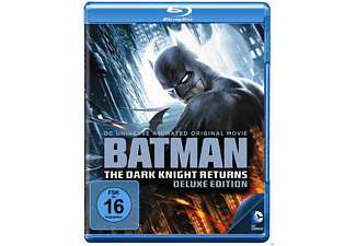 Batman - The Dark Knight Returns Deluxe Edition - (Blu-ray)