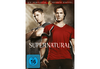 Supernatural - Die komplette 6. Staffel [DVD]