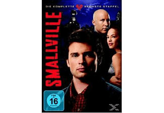Smallville - Staffel 6 [DVD]