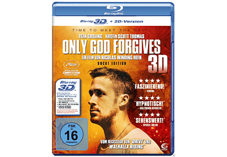 Only God Forgives (3D) (Uncut Edition) [3D Blu-ray]