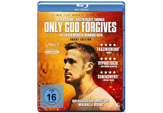 Only God Forgives (Uncut Edition) [Blu-ray]