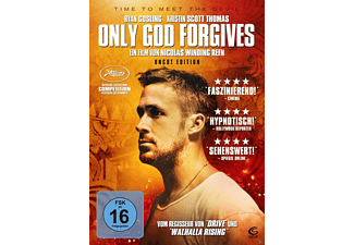 Only God Forgives (Uncut Edition) [DVD]