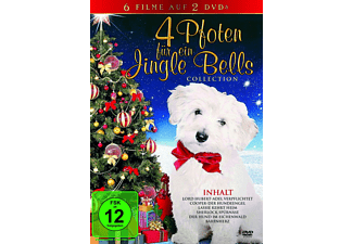 4 Pfoten für ein Jingle Bells Collection [DVD]