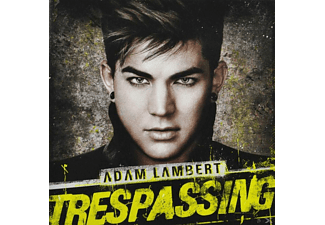 Adam Lambert - Trespassing (Deluxe Version) [CD]