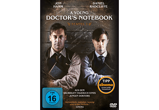 A Young Doctor's Notebook - Staffel 1 [DVD]