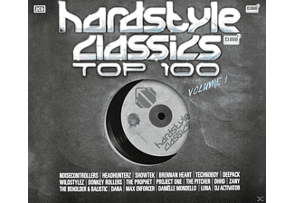 VARIOUS - Hardstyle Classics Top 100 - (CD)