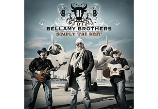 DJ Ötzi, Bellamy Brothers - Simply The Best - (CD)