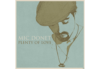 Mic Donet - PLENTY OF LOVE - (CD)