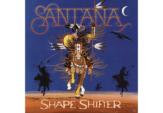 Carlos Santana - SHAPE SHIFTER - (CD)
