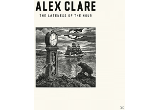 Alex Clare - THE LATENESS OF THE HOUR [CD]