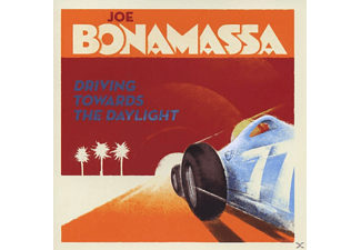 Joe Bonamassa - Driving Towards The Daylight - (CD)