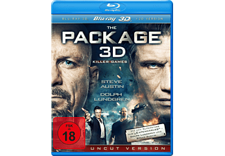 The Package 3D - Killer Games - (3D Blu-ray)