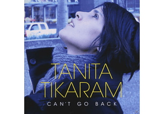 Tanita Tikaram - Can't Go Back [CD]