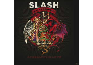 Slash Apocalyptic Love CD