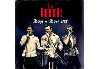 The Baseballs - Strings 'n' Stripes - Live [CD]