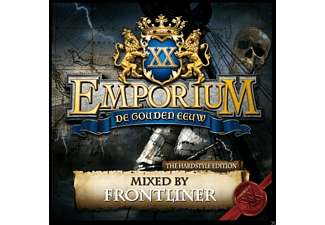 VARIOUS - Emporium (Hardstyle Edition Mixed By Frontliner) - (CD)