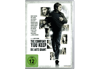 The Company You Keep - Die Akte Grant [DVD]