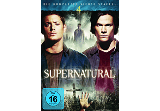 Supernatural - Die komplette 4. Staffel [DVD]