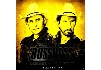 The BossHoss - LIBERTY OF ACTION (BLACK EDITION) - (CD)