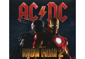 AC/DC - IRON MAN 2 [CD]
