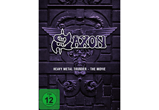 Saxon - HEAVY METAL THUNDER - THE MOVIE [DVD]