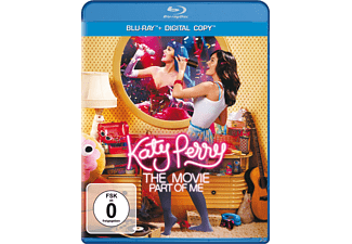 Katy Perry: The Movie Part Of Me - (Blu-ray)
