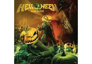 Helloween - Straight Out Of Hell - (CD)