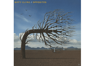 Biffy Clyro - Opposites - (CD)