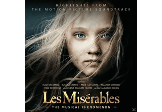 VARIOUS - LES MISERABLES [CD]