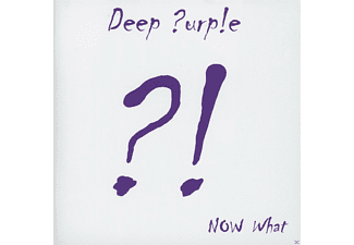 Deep Purple - Now What?! - (CD)