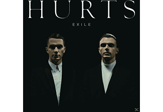 Hurts - EXILE (DELUXE) [CD + DVD]
