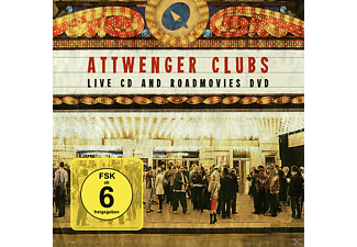 Attwenger - Clubs - (CD + DVD Video)