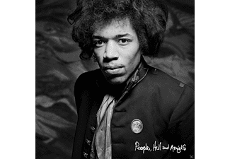 Jimi Hendrix - PEOPLE,HELL & ANGELS [CD]