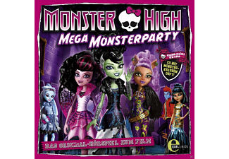 Monster High - 01: Mega Monsterparty - (CD)